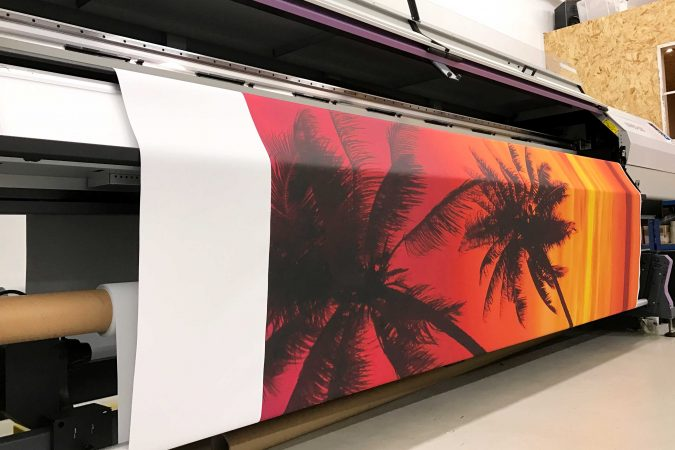 Corporate Large Format Printing in London